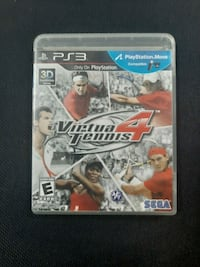 PS3 VIRTUA TENNIS 4 & MOVE ŞEY