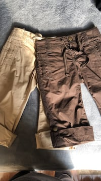 brown and black camouflage cargo pants Frederick, 21704
