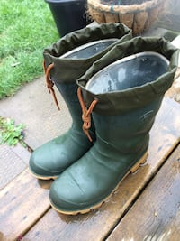 Hunting boots with liners men's Kitchener, N2N 1C8