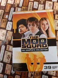 The mod squad dvd set