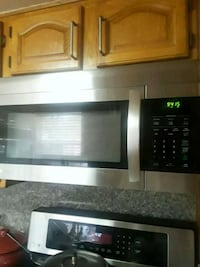 LG Stainless Steel Microwave  Miami-Dade County