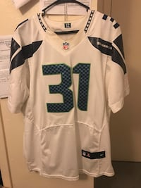 "SeaHawks Jersey ""Chancellor#31"" size large Edinburg, 78539"