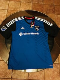 San Jose Earthquakes - New Jersey
