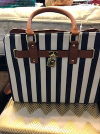 Blue & White Summer Tote Westminster, 80003