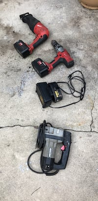 2power drills with battery pack Fountain Valley, 92708