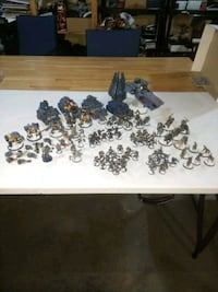 Massive Space Wolf Army Edmonton, T5T 3V4