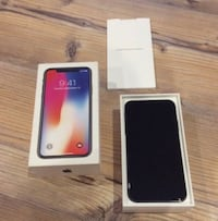 iPhone X space gray 256 Gb Moscow, 115522
