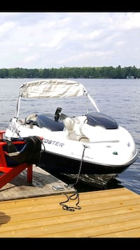 white and black personal watercraft Newmarket, L3Y 9A5