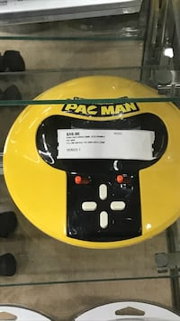 yellow and black Pac Man game controller Metairie, 70002