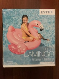 New Float Ride-On Flamingo Downers Grove, 60515