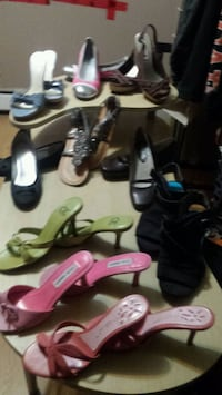 Assorted American Eagle, Guess, Bare Traps...and more size 5 and 6 Edmonton, T5A