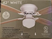 Brand new Ceiling fan Forest Acres, 29204