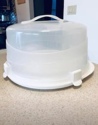 Cake carrier  Middlesex, 08846