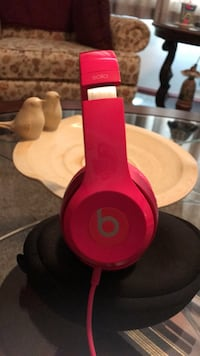 Beats by Dr. Dre Solo2 Over the Ear Headphones - Pink Glen Burnie, 21061