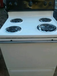 Ge Hotpoint Electric Stove