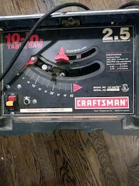 Table Saw for sale Riverdale Park, 20737
