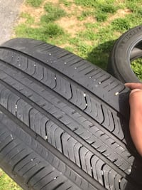 Michelin used tires 215/55R17 Martinsburg, 25404