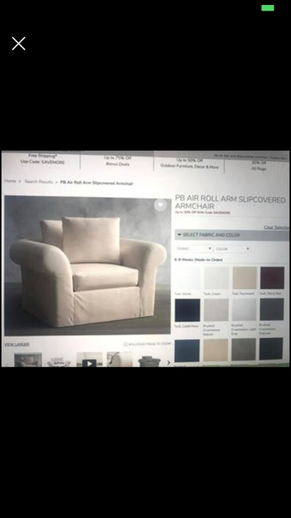 Phenomenal Pottery Barn Slip Cover Chair Gmtry Best Dining Table And Chair Ideas Images Gmtryco
