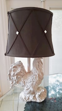 French Rooster Lamp Markham, L3R