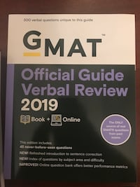 GMAT Offical Test Prep books brand new  Newmarket, L3Y 8H4