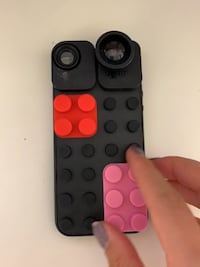 Squid Cam LEGO Interchangeable Camera Lens Phone Case Cerritos, 90703