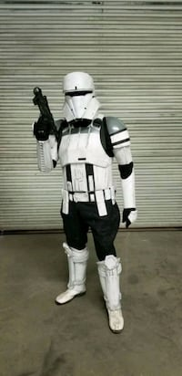 Star wars Tank trooper armor kit Englewood, 07631