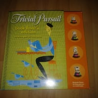 PREOWNED: TRIVIAL PURSUIT BOOK LOVER'S EDITION: For Book Worms