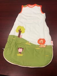 baby's white and green onesie Rowland Heights, 91748