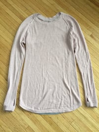 Lululemon size 6 knit sweater  Kitchener, N2B 1H2