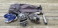 Used baseball equiptment Crescent Springs