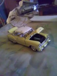 Collectable diecast car