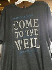 Casting Crowns band t-shirt Dundalk, 21222
