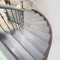 Sanding and stain Brampton