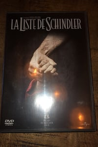 Schindler's List DVD (audio in English and French) Barcelona, 08013