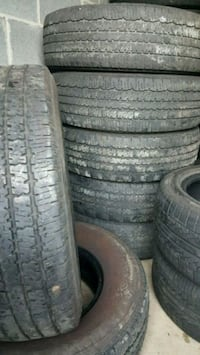 vehicle tire lot Gaithersburg, 20877