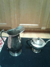 stainless steel pitcher and teapot Fort Collins, 80524