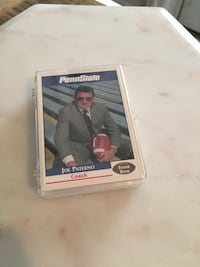 1992 Penn State all star legends paterno full set immaculate mint condition Scranton, 18510