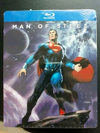 STEELBOOK BLU-RAY MAN OF STEEL Genova, 16147