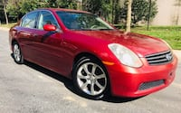 ^^ 2006 Infiniti G35 ^^ Luxury for a Low Price ^^ Bose system  Aspen Hill