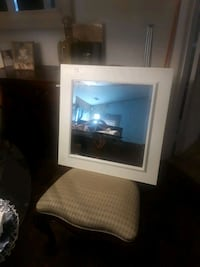 White mirror 26x26 Upper Marlboro, 20772