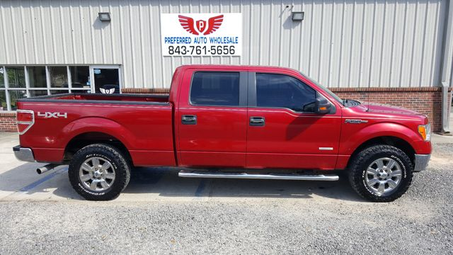 Photo 2011 Ford F150 SuperCrew Cab for sale