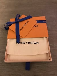 Brand New Louis Vuitton VIP Card Holder Puslinch, N1H