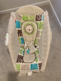 Fisher-Price Rock 'n Play Sleeper, Rainforest Friends Ashburn, 20148
