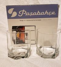 Pasabahce 4 Double Old Fashioned Glasses 10.5 oz/3 Edmonton, T5S