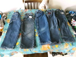 5 toddler bundle jeans