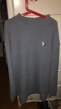 Blue sweater from pink (small) Kitchener