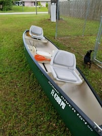 gray and black kayak with paddle Palm Bay, 32909