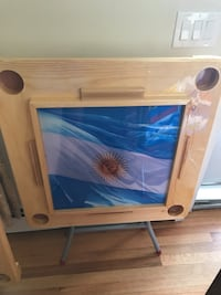 Argentina Domino Table