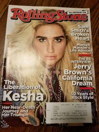 Rolling Stone, Issue #1298, October 19, 2017