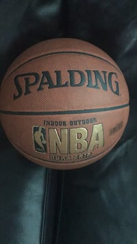brown and black Spalding basketball Toronto, M5E 1Z9